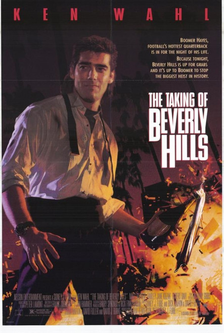 The Taking of Beverly Hills Movie Poster Print (27 x 40) - Item # MOVEH5340