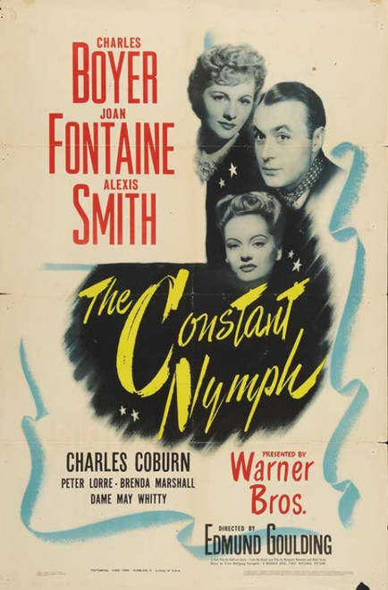 The Constant Nymph Movie Poster Print (27 x 40) - Item # MOVIB74094
