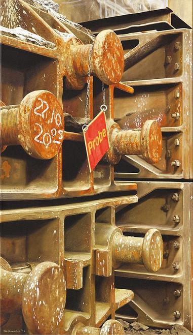 Probe 1 Poster Print by Stefan Bircheneder - Item # VARPDXSTB09X