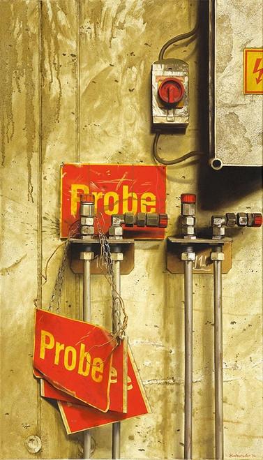 Probe 2 Poster Print by Stefan Bircheneder - Item # VARPDXSTB10X