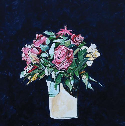Roses I Poster Print by Stuart Roy - Item # VARPDXSY1269