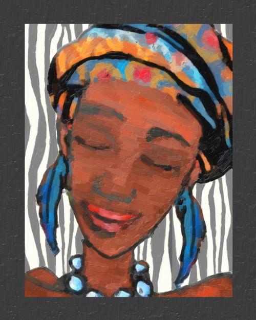 Ebony Beauty I Poster Print by Taylor Greene - Item # VARPDXTGRC193A
