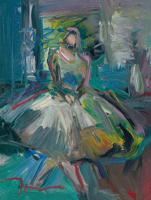 Ballerina Poster Print by Jose Trujillo - Item # VARPDXTRU105