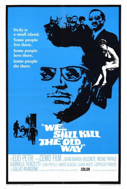 We Still Kill the Old Way Movie Poster Print (27 x 40) - Item # MOVCF8363