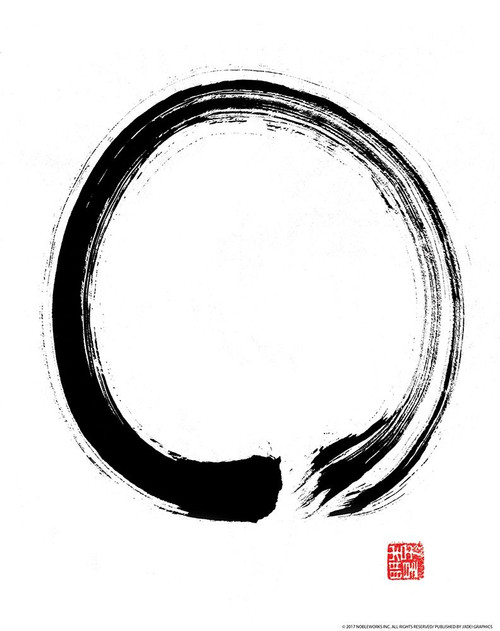 Zen I Poster Print by Yellow Cafe Yellow Cafe - Item # VARPDXYC1246