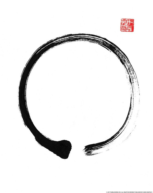 Zen II Poster Print by Yellow Cafe Yellow Cafe - Item # VARPDXYC1247