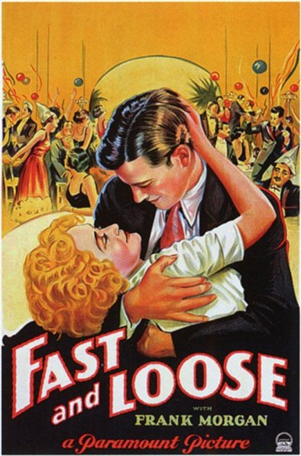 Fast and Loose Movie Poster (11 x 17) - Item # MOV198343