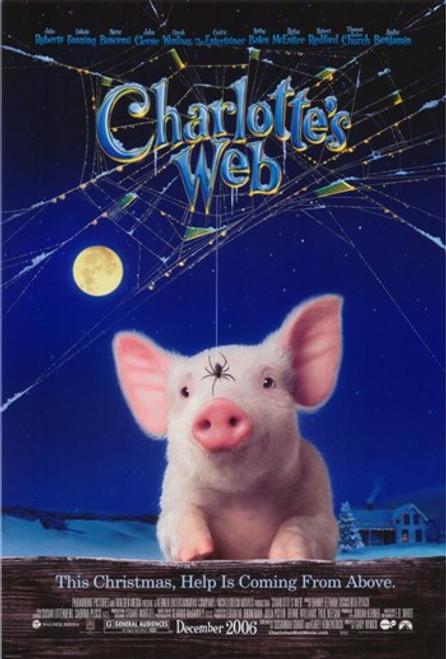 Charlotte's Web Movie Poster (11 x 17) - Item # MOV395115