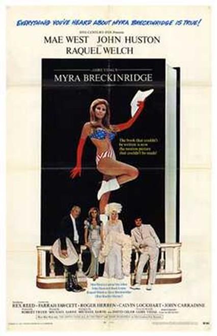 Myra Breckinridge Movie Poster (11 x 17) - Item # MOV198425