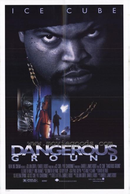 Dangerous Ground Movie Poster Print (27 x 40) - Item # MOVIH5355