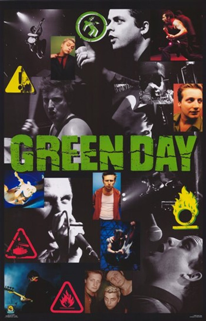 Green Day Movie Poster (11 x 17) - Item # MOV260221