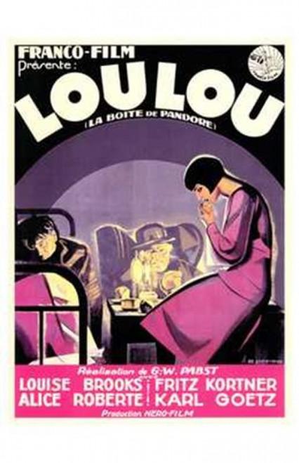 Pandora's Box Movie Poster (11 x 17) - Item # MOV143236