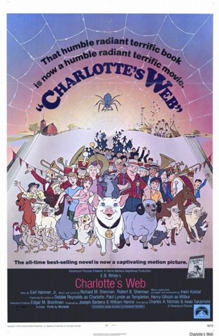Charlottes Web Movie Poster (11 x 17) - Item # MOV192825