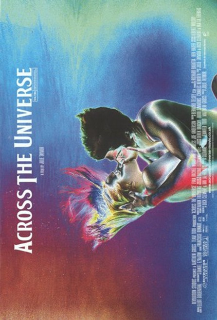 Across the Universe Movie Poster (17 x 11) - Item # MOV406995