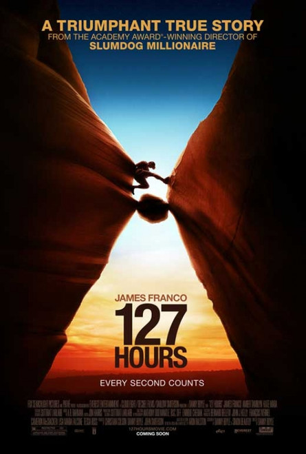 127 Hours Movie Poster Print (27 x 40) - Item # MOVCB57824