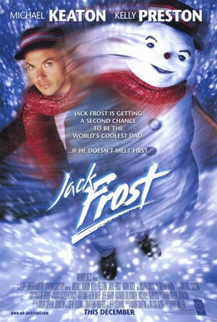 Jack Frost Movie Poster (11 x 17) - Item # MOV204049