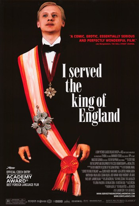 I Served the King of England Movie Poster (11 x 17) - Item # MOV412852