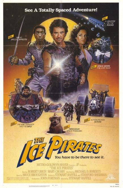 The Ice Pirates Movie Poster Print (27 x 40) - Item # MOVEH5257