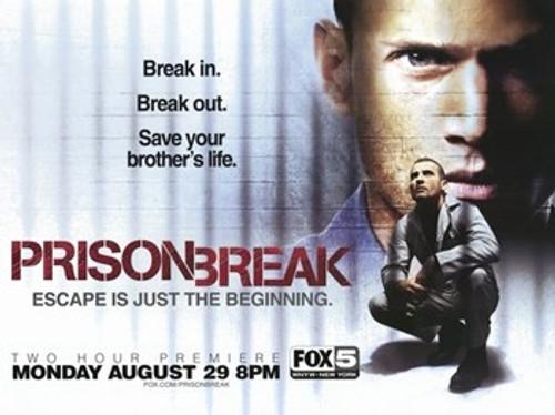 Prison Break (TV) Movie Poster (17 x 11) - Item # MOV315845