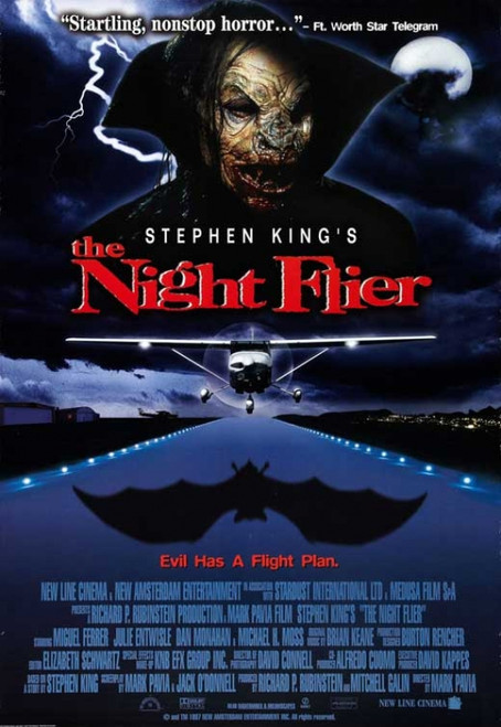 Stephen King's The Night Flier Movie Poster Print (27 x 40) - Item # MOVIB53984