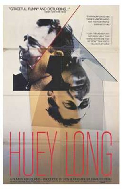 Huey Long Movie Poster (11 x 17) - Item # MOV193473