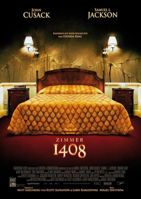 1408 Movie Poster (11 x 17) - Item # MOV414366