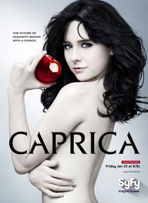 Caprica - style A Movie Poster (11 x 17) - Item # MOV532863