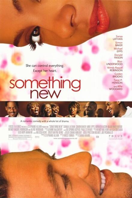 Something New Movie Poster (11 x 17) - Item # MOV337626