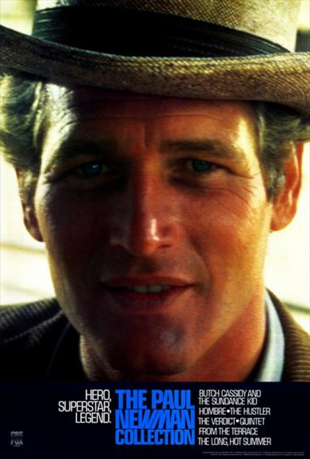 Paul Newman Movie Poster Print (27 x 40) - Item # MOVGH1689