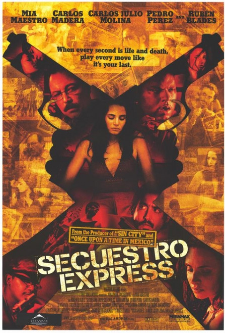 Secuestro Express Movie Poster Print (27 x 40) - Item # MOVGF2510