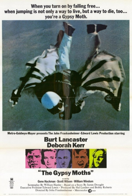 The Gypsy Moths Movie Poster Print (27 x 40) - Item # MOVCF2429