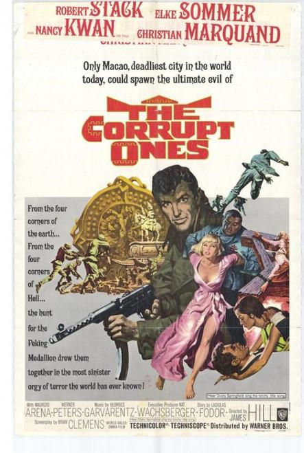 The Corrupt Ones Movie Poster Print (27 x 40) - Item # MOVGH7769