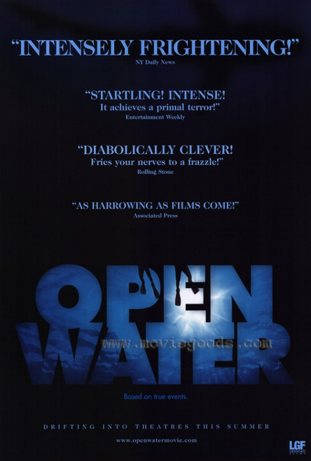 Open Water Movie Poster Print (27 x 40) - Item # MOVAF1437