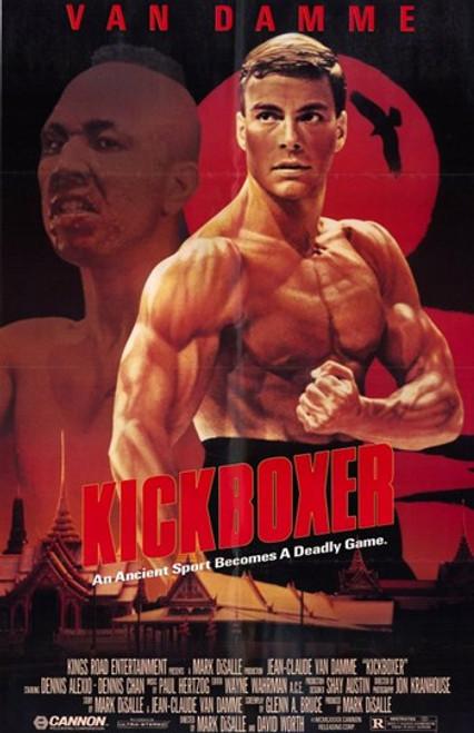 Kickboxer Movie Poster (11 x 17) - Item # MOV204093