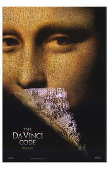 The Da Vinci Code Movie Poster (11 x 17) - Item # MOV263118