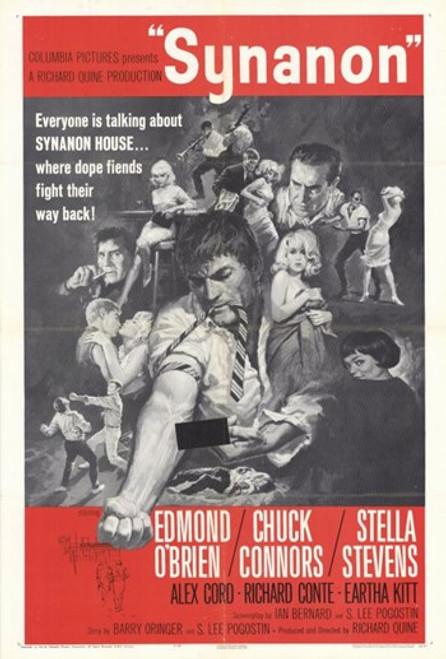Synanon Movie Poster (11 x 17) - Item # MOV254519