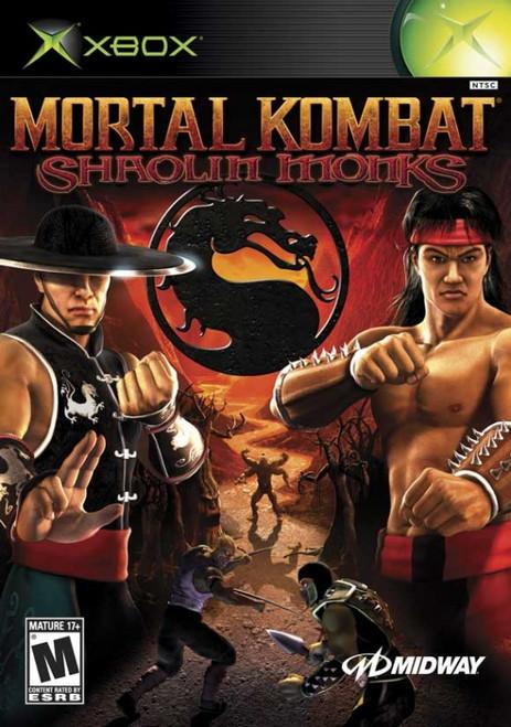 Mortal Kombat: Shaolin Monks Movie Poster Print (27 x 40) - Item # MOVCJ8010