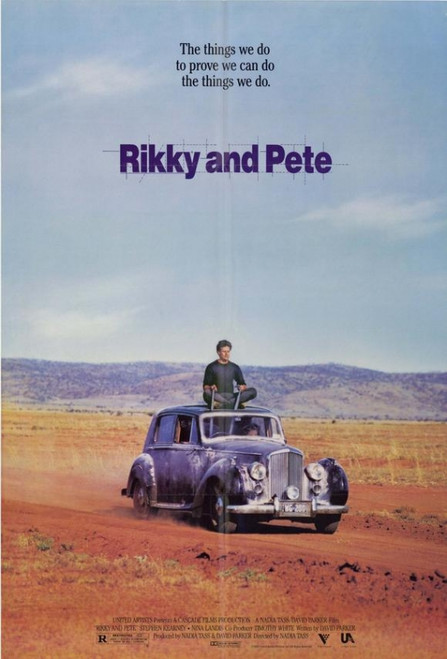 Rikky and Pete Movie Poster Print (27 x 40) - Item # MOVEH4264