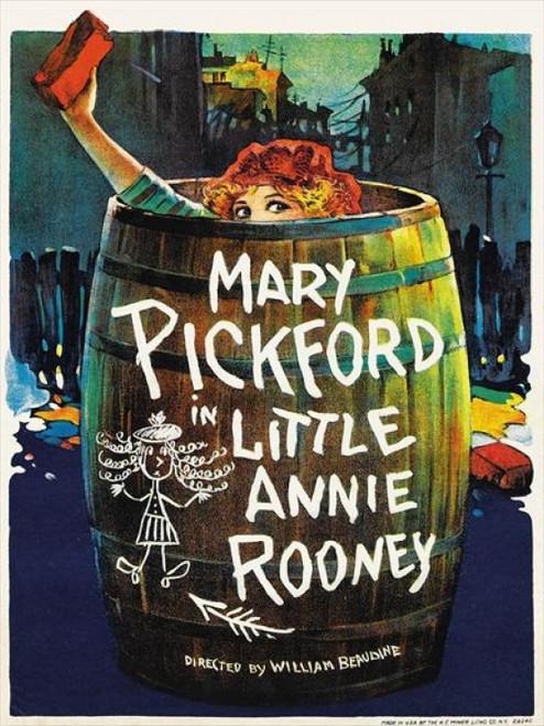 Little Annie Rooney Movie Poster Print (27 x 40) - Item # MOVCJ0116