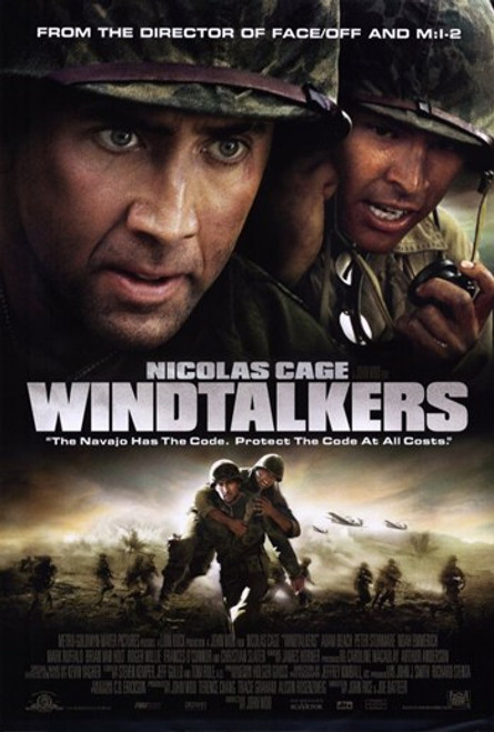 Windtalkers Movie Poster (11 x 17) - Item # MOV214298