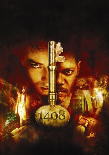 1408 Movie Poster (11 x 17) - Item # MOV414378