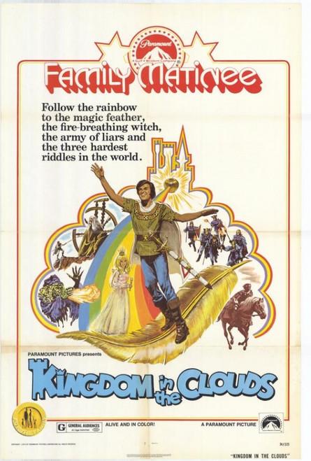 Kingdom ln the Clouds Movie Poster Print (27 x 40) - Item # MOVGH0319
