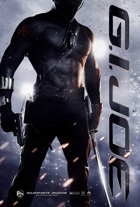 G.I. Joe Rise of Cobra Movie Poster (11 x 17) - Item # MOVEJ5806