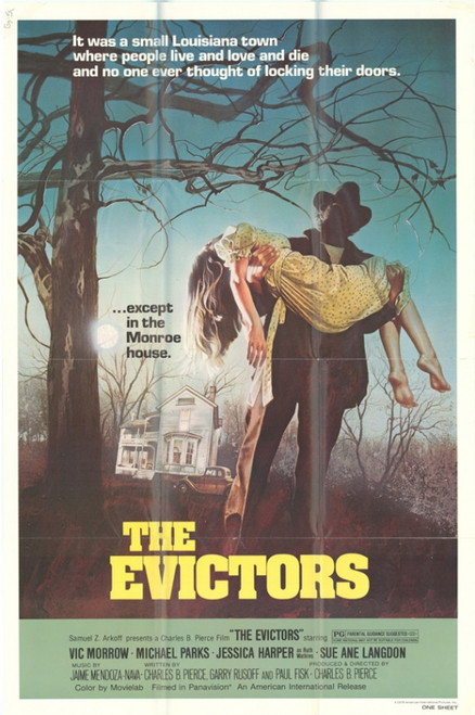 The Evictors Movie Poster Print (27 x 40) - Item # MOVAI1218
