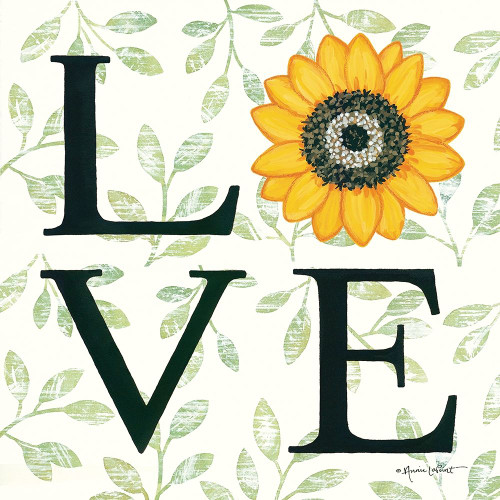 Love Poster Print by Annie LaPoint # ALP1973