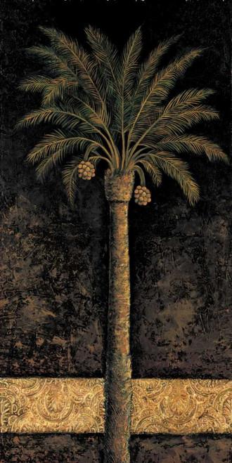 Dusk Palms I Poster Print by Andre Mazo # AMA1922