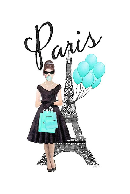 Paris Style III Poster Print by Amanda Greenwood Amanda Greenwood # AGD117344
