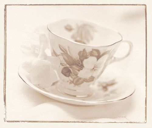 Tea Time I Poster Print by Unknown Unknown # A101083