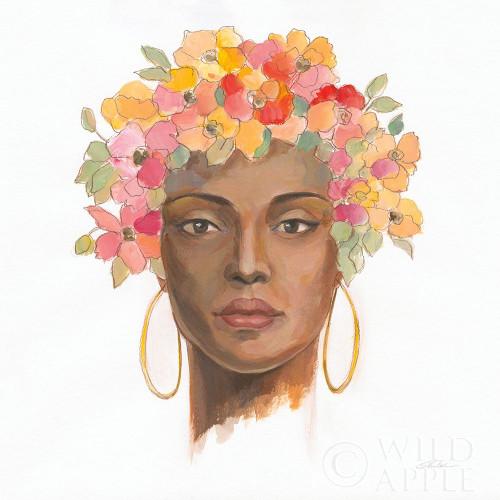 International Woman II Poster Print by Silvia Vassileva # 65244