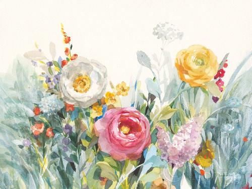 Garden Fullness Poster Print by Danhui Nai # 64926
